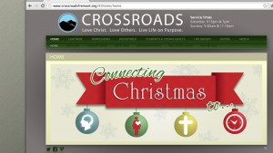 ConnectngChristmas_Website_homepage
